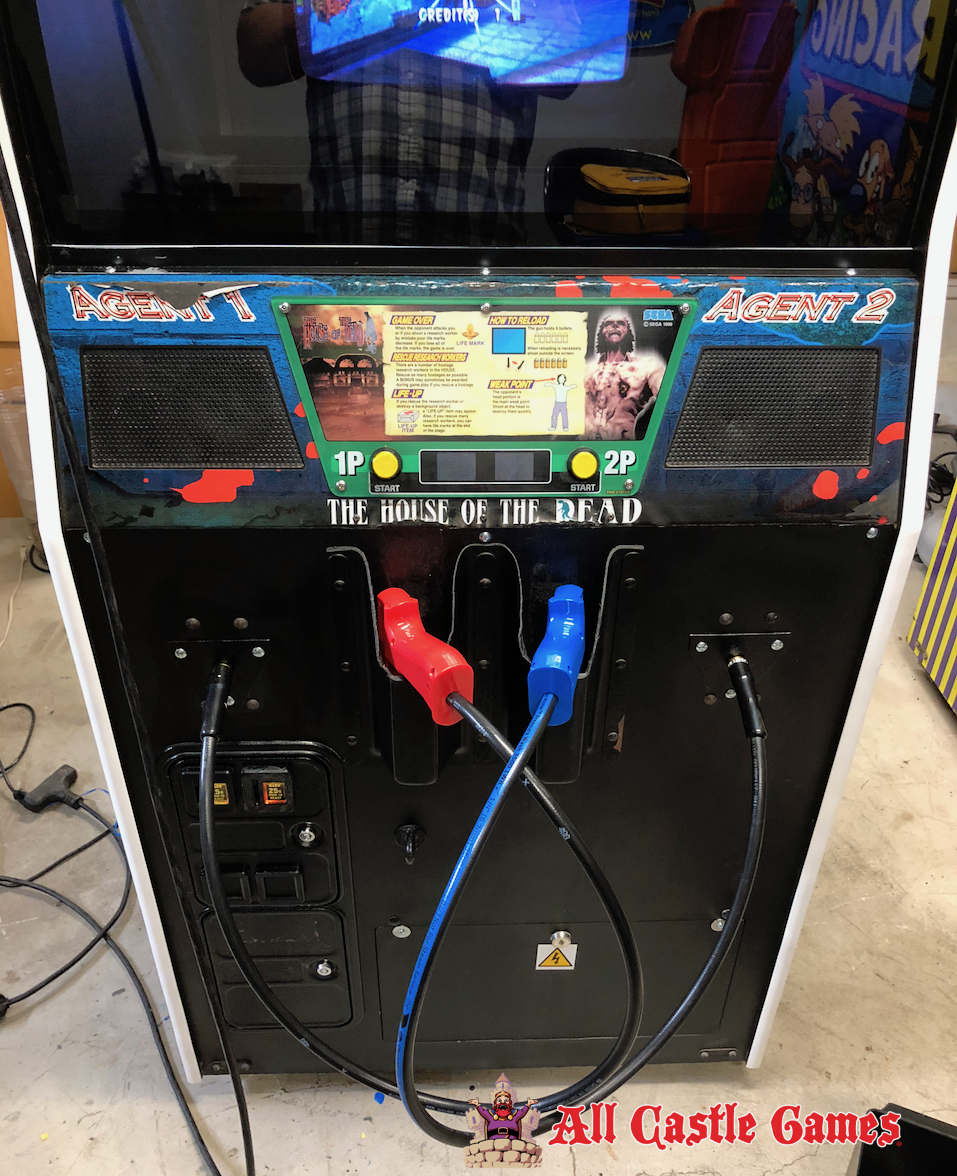 House of the Dead Arcade game from SEGA (used)