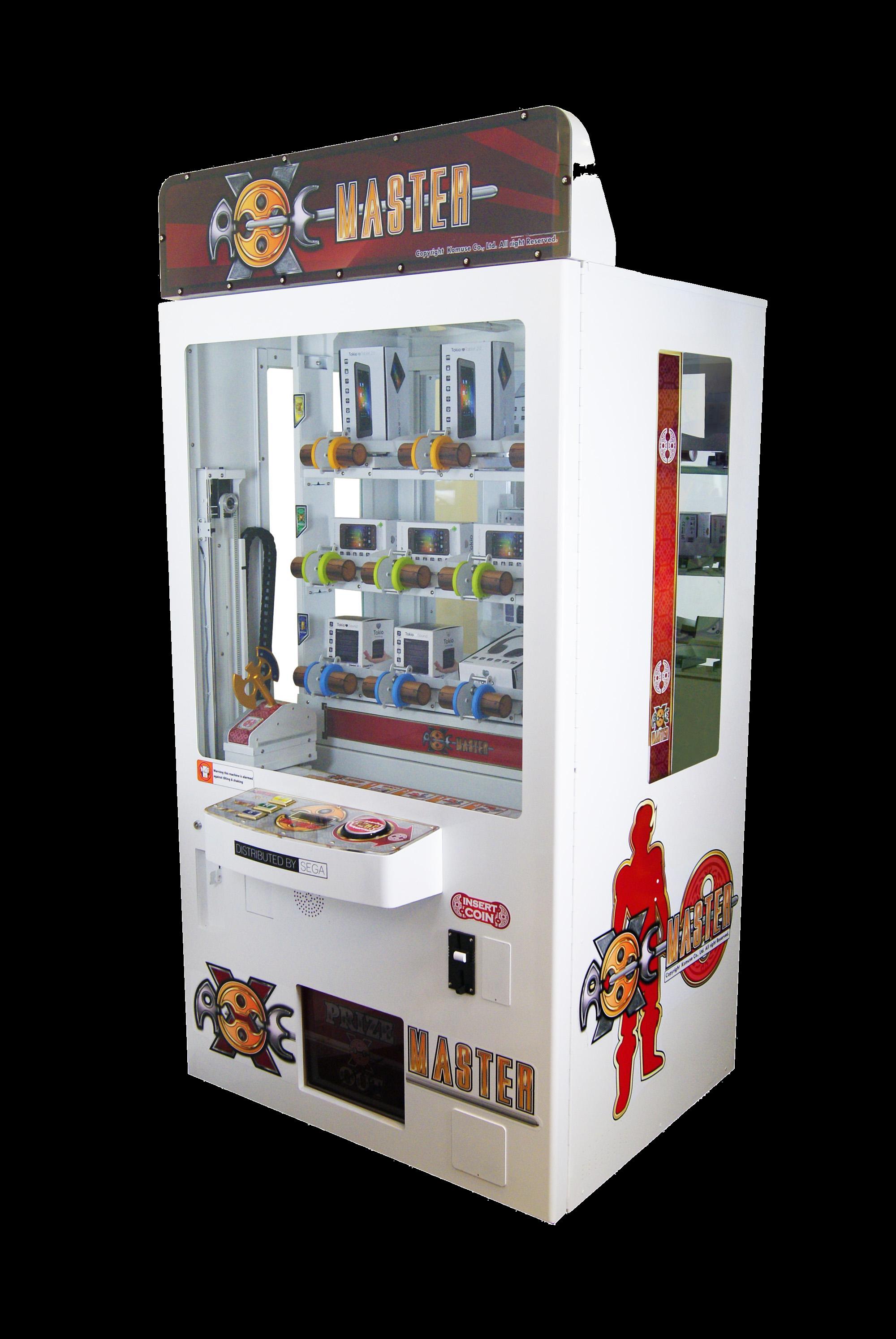 Axe Master Cabinet